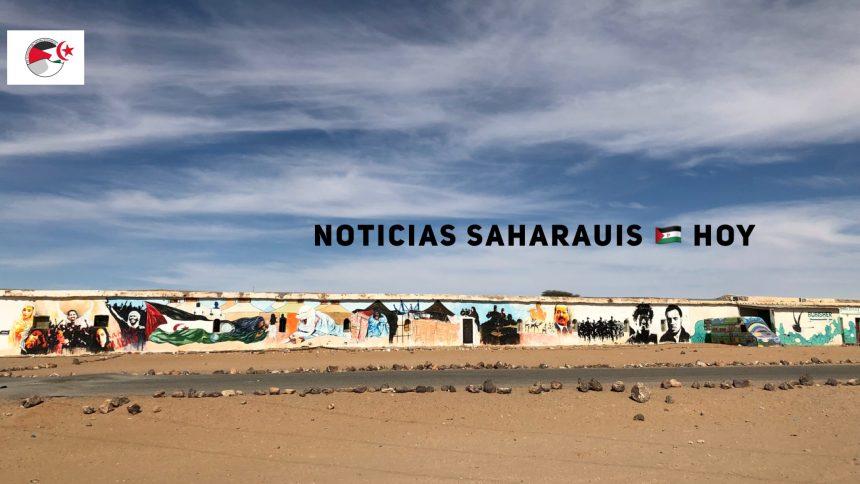 ⚡️ 🇪🇭 La #ActualidadSaharaui HOY, 10 de enero de 2019 🇪🇭