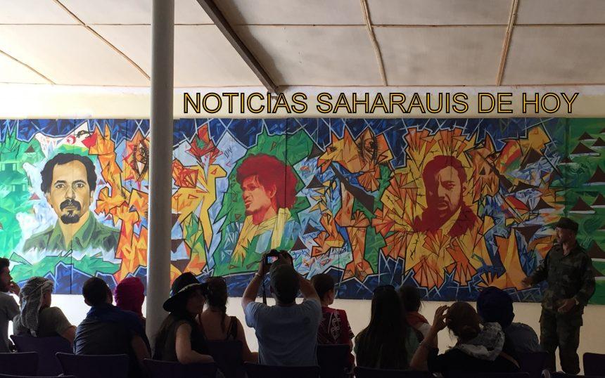 ⚡️ 🇪🇭 Las noticias saharauis del 10 de enero de 2019: La #ActualidadSaharaui de HOY 🇪🇭🇪🇭