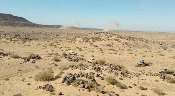 Polisario Front explodes its last mine stockpile | Sahara Press Service