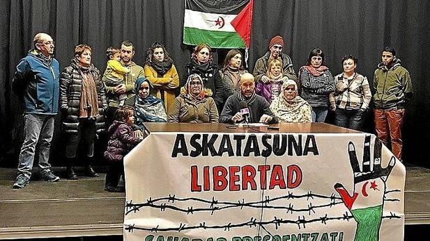 Tolosaldea Sahararekin inicia su gran recogida de alimentos. Noticias de Gipuzkoa