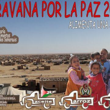 Sahara Sevilla: INICIO PROYECTO CARAVANA POR LA PAZ 2019