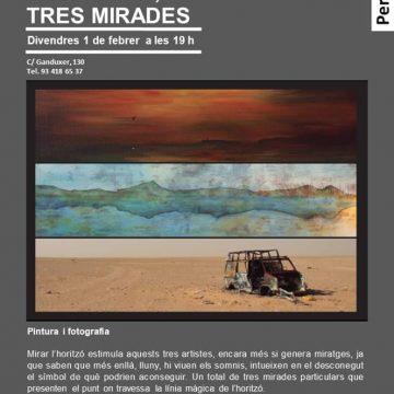 El Sahara Occidental, muy presente en la exposición 'Horizontes, tres miradas'   El Sahara Occidental