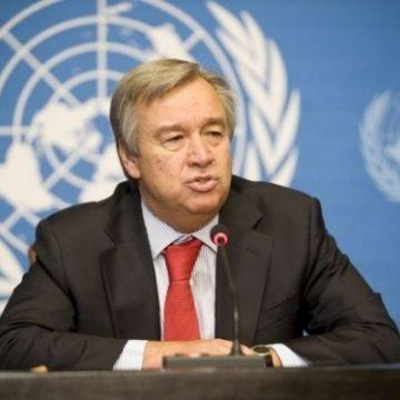 Brahim Ghali informa al Secretario General de la ONU sobre la destrucción del último arsenal de minas terrestres almacenado por el Frente Polisario | Sahara Press Service