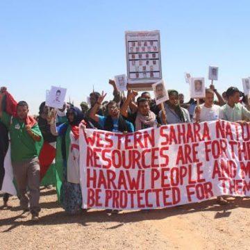 Los saharauis piden a la UE no firmar acuerdos con Marruecos que incluyen el Sáhara Occidental — El Confidencial Saharaui
