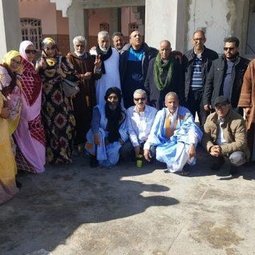 Activistas saharauis condenan a Marruecos por violar su derecho a la libertad de movimiento en las ZZ.OO | Sahara Press Service