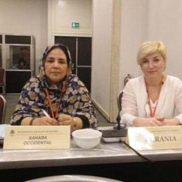 La UNMS participa en la reunión de la Internacional Socialista de Mujeres previa al Consejo Mundial de la Internacional Socialista que tendrá lugar en República Dominicana   Sahara Press Service