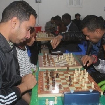 Primer Campeonato Nacional de Ajedrez en los campamentos saharauis | Sahara Press Service
