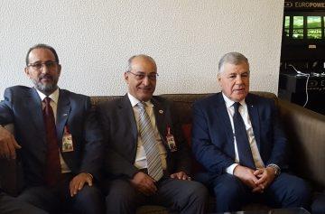 Sahrawi delegation participates in inauguration of Venezuelan President   Sahara Press Service
