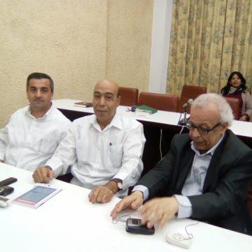 El Encargado de Negocios de la Embajada Saharaui en Cuba es recibido por el Responsable de relaciones Internacionales del Partido Comunista de Cuba | Sahara Press Service