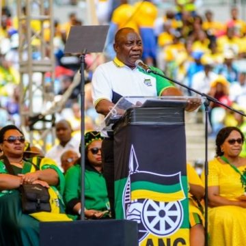 El presidente sudafricano reafirma su apoyo al pueblo saharaui en su justa lucha por la libertad y la independencia   Sahara Press Service