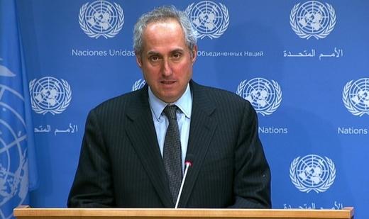 Le porte-parole du Secrétaire général de l'ONU réfute les allégations marocaines des violations du cessez-le-feu par le Front Polisario | Sahara Press Service