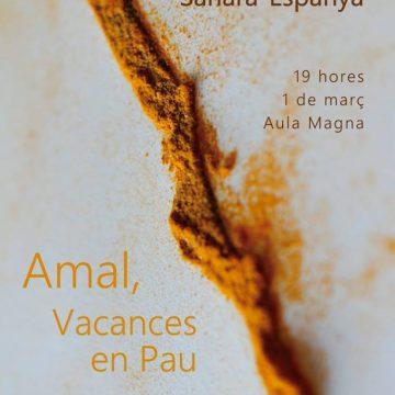Documental: Amal, Vacances en Pau (Gandia – Març 2019)   FASPS-PV