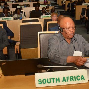 L'Afrique du sud élue membre du mécanisme africain sur le Sahara Occidental | Sahara Press Service