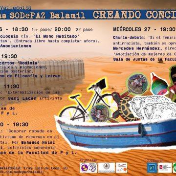 Jornadas SODePAZ Balamil – Liga de Estudiantes y Jóvenes Saharauis en el Estado Español