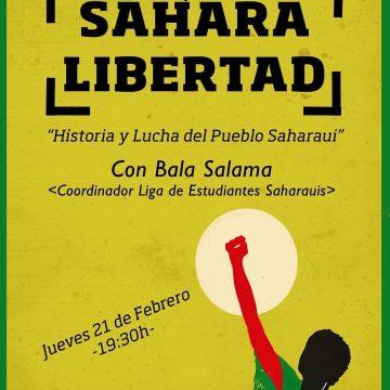 Debate pilukero – Liga de Estudiantes y Jóvenes Saharauis en el Estado Español