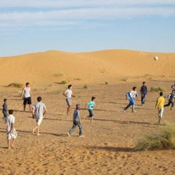 Ola de solidaridad por los niños saharauis en Zalamea –huelvainformacion