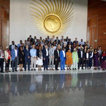 La República Saharaui participa en la conferencia de la Unión Africana para la lucha contra el Ébola | Sahara Press Service