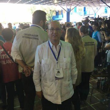 La República Saharaui participa en las elecciones presidenciales de El Salvador | Sahara Press Service