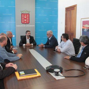 Representante saharaui para Canarias se reúne con el Cabildo de Lanzarote | Sahara Press Service