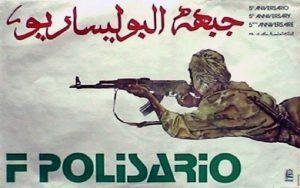 El Frente Polisario – Liga de Estudiantes y Jóvenes Saharauis en el Estado Español
