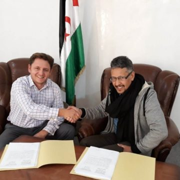 POLISARIO Front signs mineral exploration agreement with Australian Resources Limited | Sahara Press Service