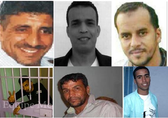 Los periodistas saharauis presos ignorados por Reporteros Sin Fronteras | Contramutis