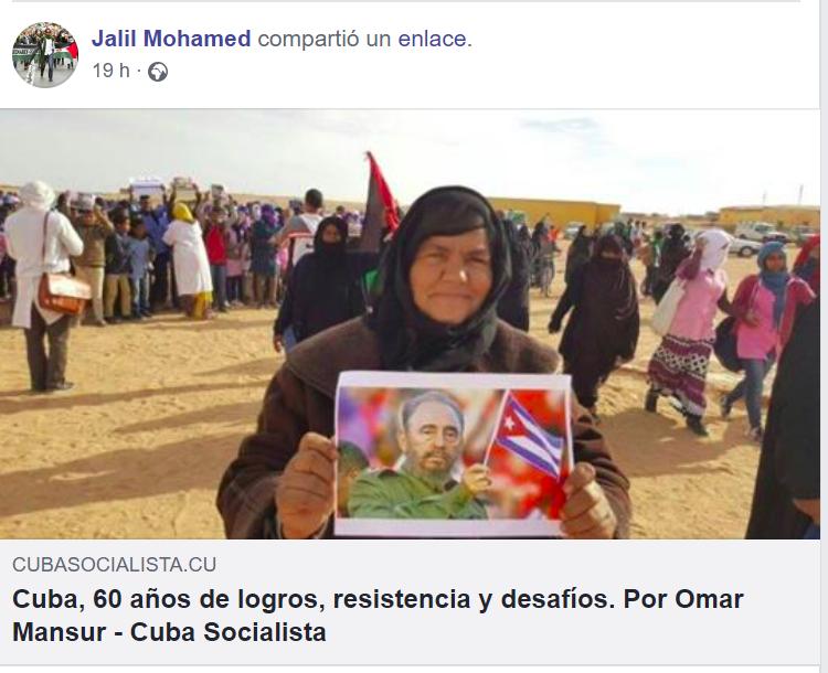 ⚡️ 🇪🇭 Las noticias saharauis del 1º de febrero de 2019: La #ActualidadSaharaui de HOY 🇪🇭🇪🇭