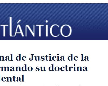 Desde el Atlántico: Nuevo auto del Tribunal de Justicia de la Unión Europea reafirmando su doctrina sobre el Sahara Occidental