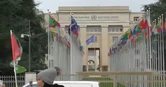 Los saharauis reclaman justicia a la ONU.