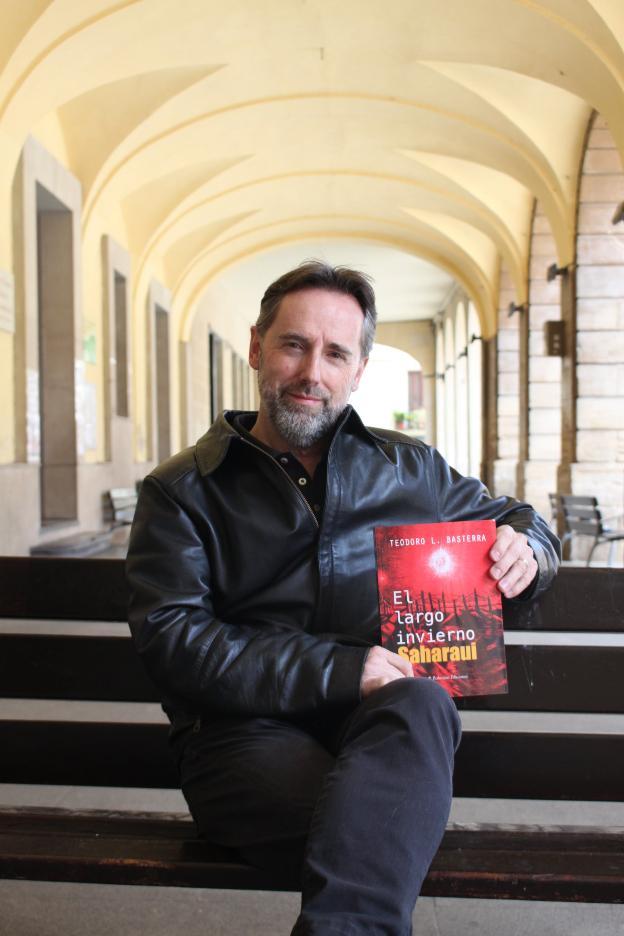 «Utilizo la literatura como una forma de denuncia de realidades ocultas»   La Rioja
