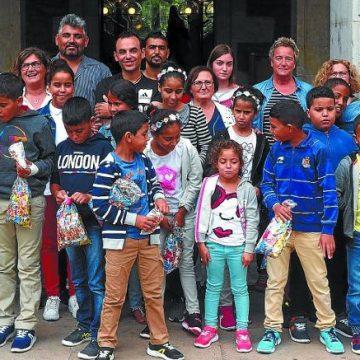 «El verano pasado vinieron tres niños y nos gustaría que este año fuesen más» | El Diario Vasco