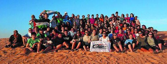Una quincena de cooperación a favor del pueblo saharaui | El Diario Vasco