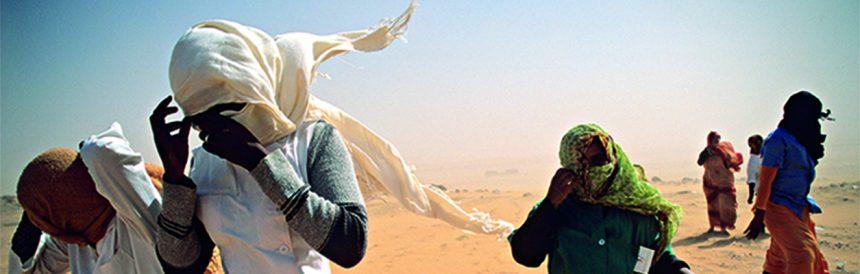 Contra viento y arena: el español en el desierto del Sáhara