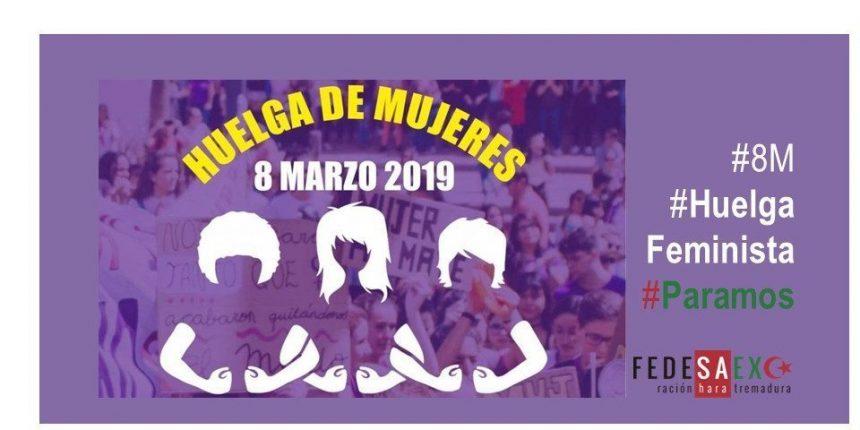 ⚡️ 🇪🇭 La #ActualidadSaharaui HOY, 8 de marzo de 2019 🇪🇭