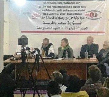 ¿Qué quiere Francia de los saharauis y del Sáhara Occidental? – Espacios Europeos