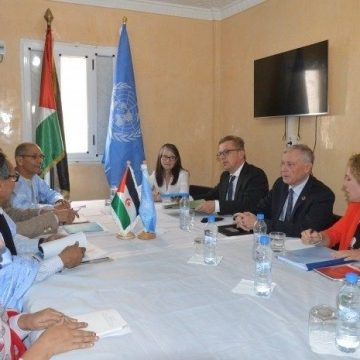 Second round table on 21-22 March in Geneva — Sahara Press Service