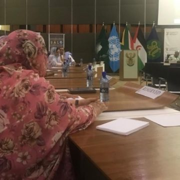 South Africa hosts conference on Sahrawi people's struggle, Sahrawi women's role | Sahara Press Service