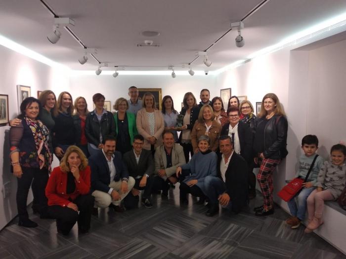 PP Motril otorga el I Premio Maria Victoria Del Valle a la Asociación de Amigos de la RASD | Sahara Press Service