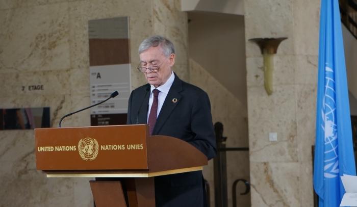 Horst Kohler reafirma el apego de la ONU al derecho del pueblo saharaui a la autodeterminación   Sahara Press Service