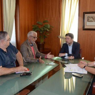 Presidente del Cabildo de Tenerife reafirma apoyo a la justa lucha saharaui | Sahara Press Service