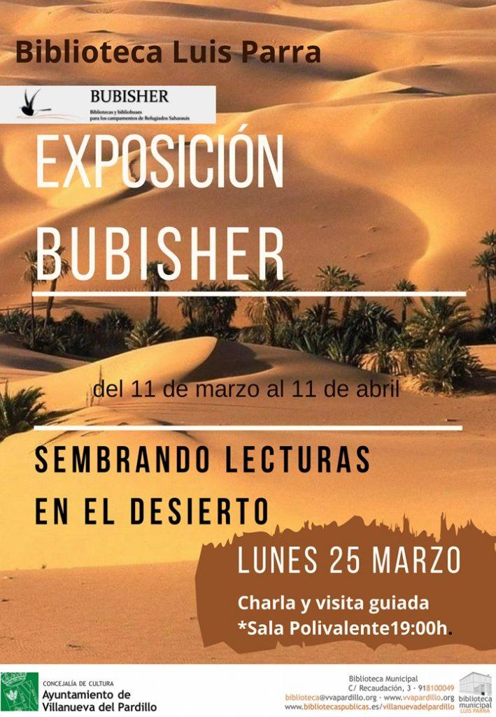 Bubisher SEMBRANDO LECTURAS EN EL DESIERTO
