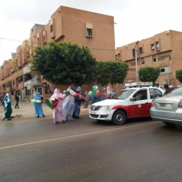 On Women's Day – Adala UK Urges Moroccan State to Respect Saharawi Women's Rights | Sahara Press Service
