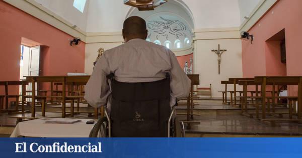 El musulmán minusválido que salvó la última iglesia española del Sáhara – elconfidencial