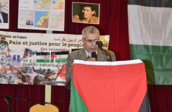 La comunidad saharaui en Francia ratifica su compromiso con la lucha legítima del pueblo saharaui | Sahara Press Service