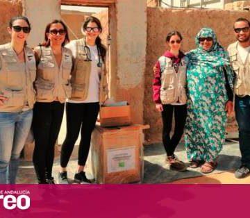 Misión humanitaria en los campamentos de refugiados saharauis de Argelia