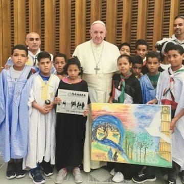 El Sáhara Occidental, un reto para el papa Francisco en su viaje a Marruecos | Contramutis