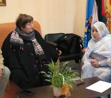 Delegado saharaui, Saad El-Mami, se despide como representante del F. Polisario en Galicia | Sahara Press Service
