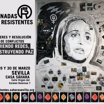 Jornadas Internacionales Las Resistentes. 29 y 30 de marzo – Las Resistentes