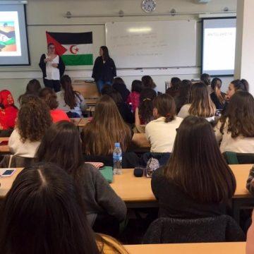 La UPV/EHU acoge jornadas de sensibilización sobre la lucha en el Sahara Occidental | Sahara Press Service