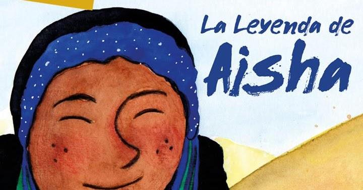 COMUNIDAD SAHARAUI EN ARAGON: Daniel Tejero presenta 'La leyenda de Aisha'